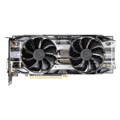 Видеокарты EVGA GeForce RTX 2070 BLACK GAMING