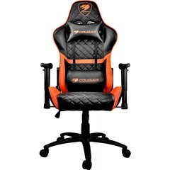 Cougar Armor ONE black/orange