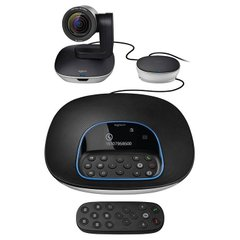 Вебкамеры Logitech Group Video Conferencing System (960-001057)