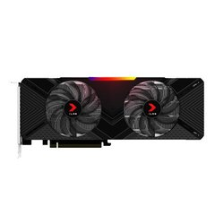 Видеокарты PNY GeForce RTX 2080 8GB XLR8 Gaming Overclocked Edition (VCG20808DFPPB-O)