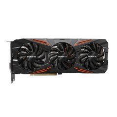 Видеокарты GIGABYTE GeForce GTX 1080 G1 Gaming (GV-N1080G1 GAMING-8GD)