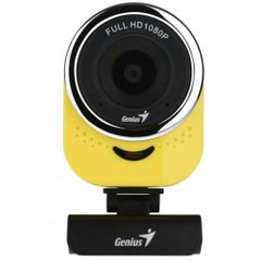 Вебкамеры Веб-камера Genius QCam 6000 Full HD Yellow (32200002403)