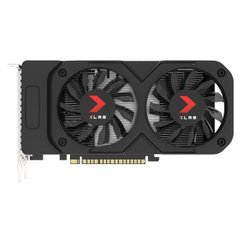 Видеокарты PNY GeForce GTX 1050 Ti 4GB XLR8 OC GAMING (KF105IGTXXR4GEPB)
