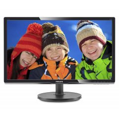 "Монитор Philips 20.7"" 216V6LSB2/62 фото 1 магазина компьютерной техники luckylink.kiev.ua."