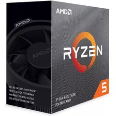 Процессор AMD Ryzen 5 3600X (100-100000022BOX) фото 1 магазина компьютерной техники luckylink.kiev.ua.