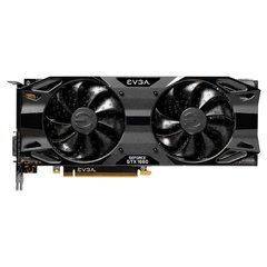 Видеокарта EVGA GeForce GTX 1660 XC ULTRA GAMING 6GB (06G-P4-1167-KR) фото 1 магазина компьютерной техники luckylink.kiev.ua.