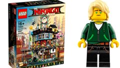 LEGO NINJAGO Movie Ниндзяго Сити (70620)