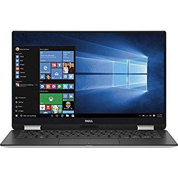 DELL XPS 13 9365 (i7-7Y75 / 8GB RAM / 256GB / TOUCH / INTEL HD GRAPHICS 615 / FHD / WIN 10) (REFURBISHED) фото 1 магазина компьютерной техники luckylink.kiev.ua.