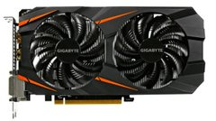 GIGABYTE GeForce GTX 1060 WINDFORCE OC 6G (GV-N1060WF2OC-6GD) фото 1 магазина компьютерной техники luckylink.kiev.ua.