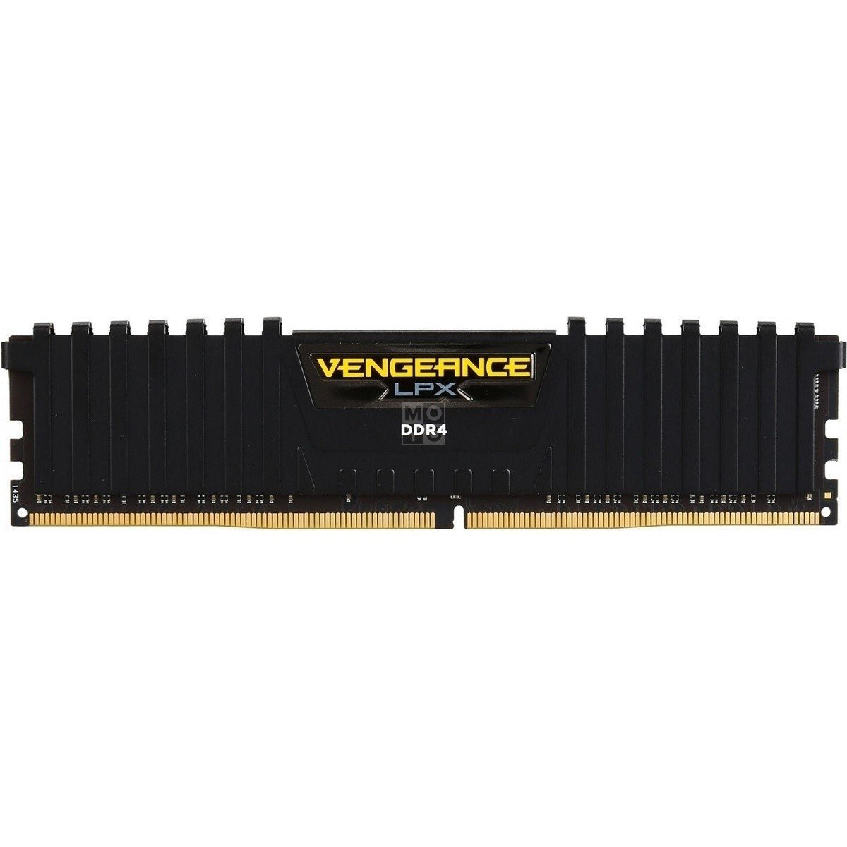 Corsair 16 GB DDR4 2666 MHz Vengeance LPX Black (CMK16GX4M1A2666C16) фото 1 магазина компьютерной техники luckylink.kiev.ua.