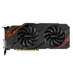 GIGABYTE GeForce GTX 1070 Ti WINDFORCE 8G (GV-N107TWF2-8GD) фото 1 магазина компьютерной техники luckylink.kiev.ua.
