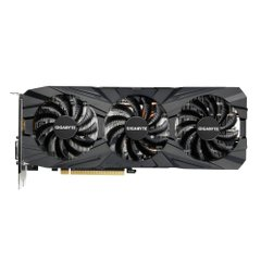 GIGABYTE GeForce GTX 1080 Ti Gaming OC BLACK 11G (GV-N108TGAMINGOC BLACK-11GD) фото 1 магазина компьютерной техники luckylink.kiev.ua.