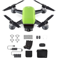 DJI SPARK FLY MORE COMBO MEADOW GREEN (GL100A)