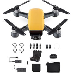 DJI Spark Sunrise Yellow Fly More Combo (CP.PT.000890)