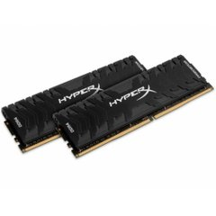 Kingston 16 GB (2x8GB) DDR4 3200 MHz HyperX Predator (HX432C16PB3K2/16) фото 1 магазина компьютерной техники luckylink.kiev.ua.
