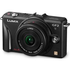Panasonic Lumix DMC-GF2 kit (14-42 mm) (без рус)