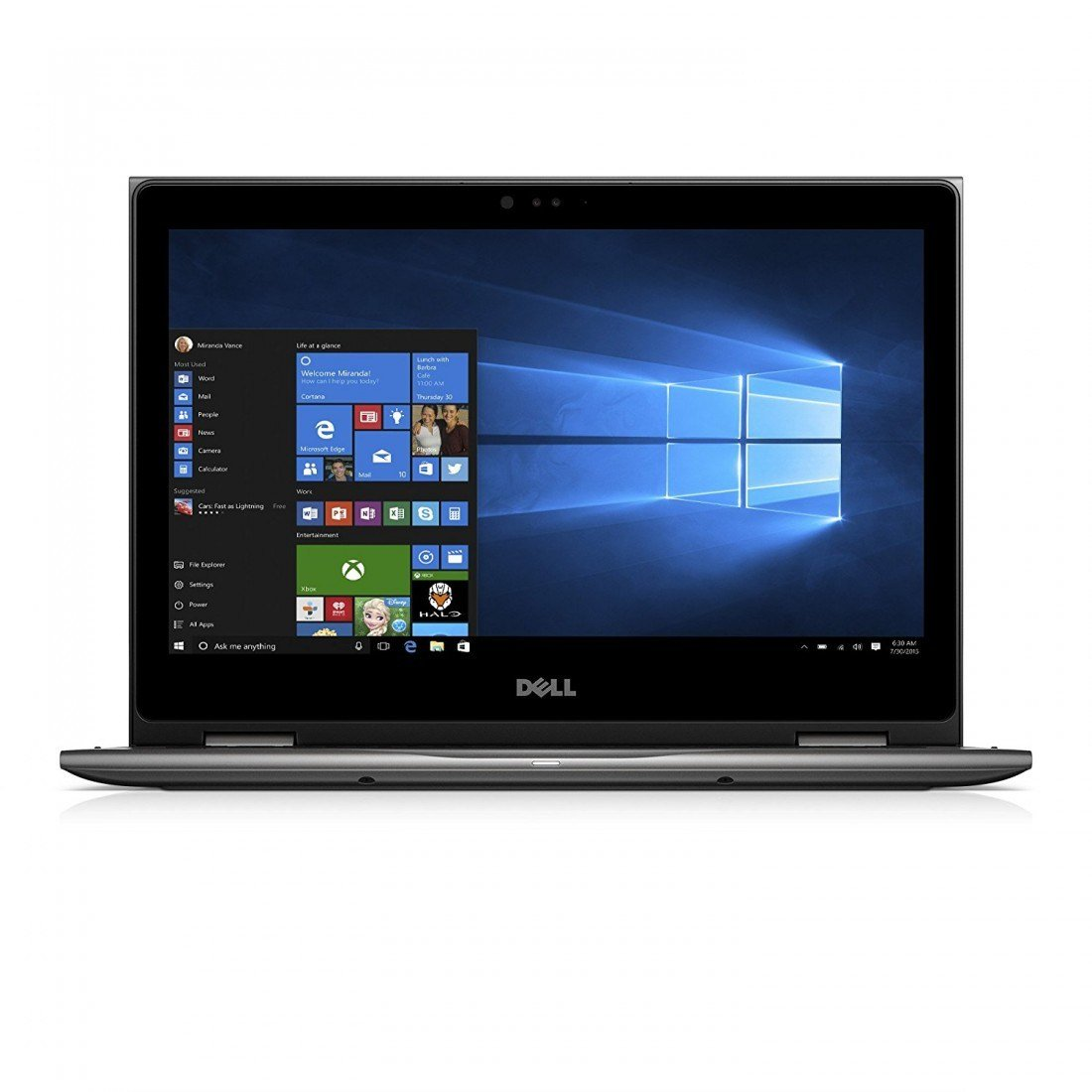 DELL INSPIRON 13 5000 SERIES (5379) (i5-8250U / 8GB RAM / 1TB HDD / INTEL UHD GRAPHICS / FULL HD TOUCH / WIN 10) фото 1 магазина компьютерной техники luckylink.kiev.ua.