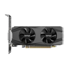 Видеокарта ZOTAC GeForce GTX1050 Ti 4096Mb LP (ZT-P10510E-10L) фото 1 магазина компьютерной техники luckylink.kiev.ua.