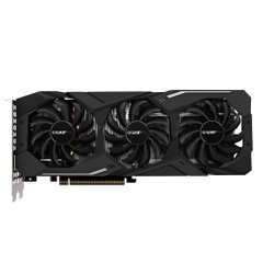 GIGABYTE GeForce RTX 2070 GAMING OC WHITE 8G (GV-N2070GAMINGOC WHITE-8GC) фото 1 магазина компьютерной техники luckylink.kiev.ua.