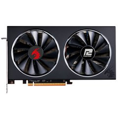 PowerColor Radeon RX 5600 XT Red Dragon (AXRX 5600XT 6GBD6-3DHR/OC) фото 1 магазина компьютерной техники luckylink.kiev.ua.