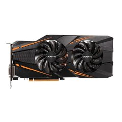 GIGABYTE GeForce GTX 1070 WINDFORCE OC (GV-N1070WF2OC-8GD) фото 1 магазина компьютерной техники luckylink.kiev.ua.