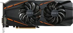 GIGABYTE GeForce GTX 1060 G1 Gaming 6G (GV-N1060G1 GAMING-6GD) фото 1 магазина компьютерной техники luckylink.kiev.ua.