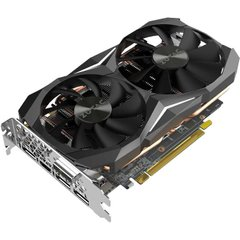 Zotac GeForce GTX 1060 AMP Edition 6GB GDDR5X (ZT-P10620C-10M) фото 1 магазина компьютерной техники luckylink.kiev.ua.
